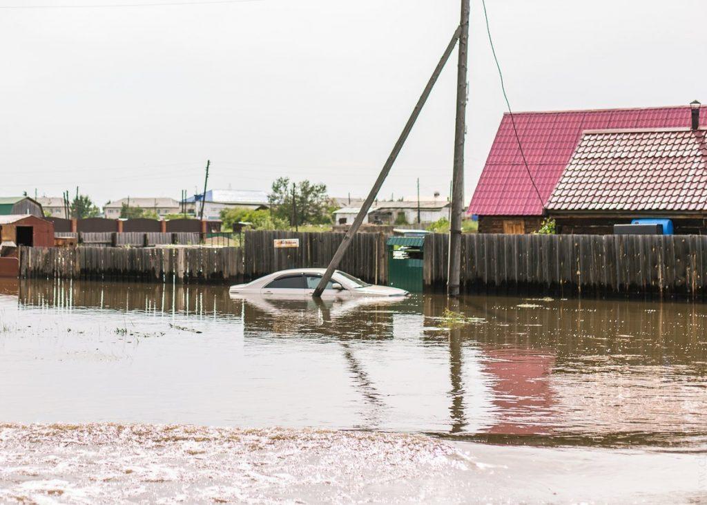 Выплаты гражданам, пострадавшим от наводнения за 17.07.2018 года.