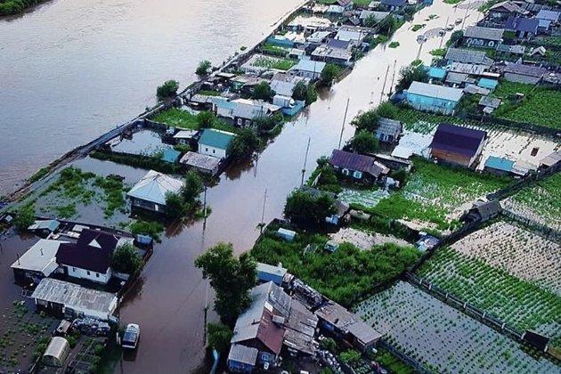Выплаты пострадавшим от наводнения