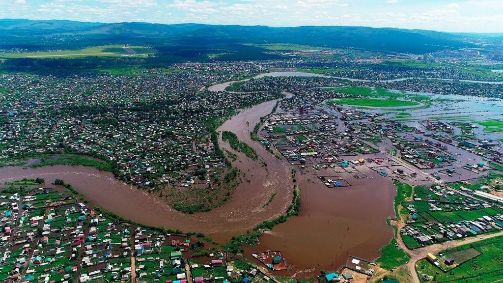 Выплаты пострадавшим от наводнения за 14.08.2018 года