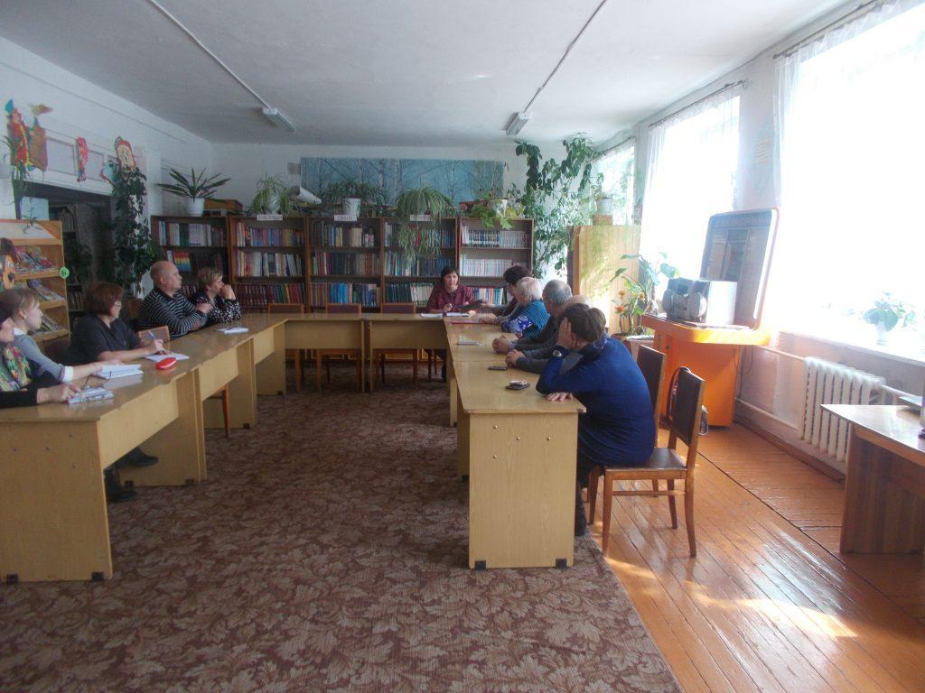 Работа «Круглого стола» в Калганском районе