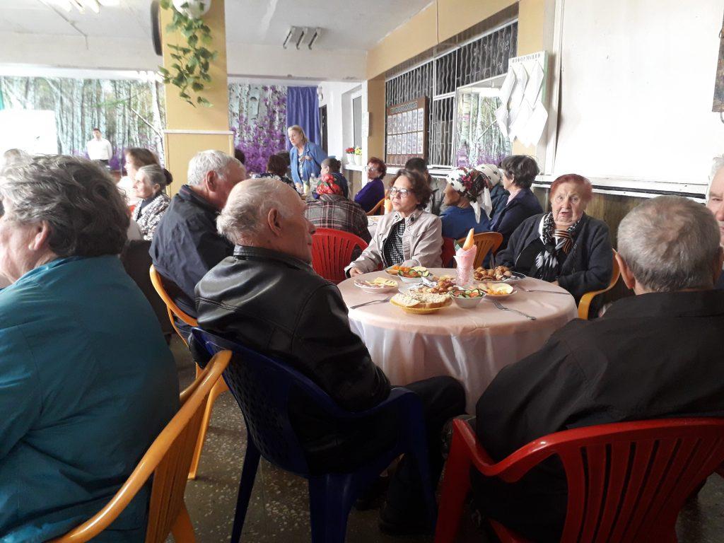 Декада мероприятий, посвященных Дню Победы стартовала в Акшинском районе.